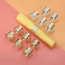 Napkin Rings Party Table Dinner Banquet Decoration Serviette Buckle Holder 6 x
