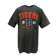 Detroit Tigers Official MLB Genuine Apparel Kids Youth Size T-Shirt New Tags