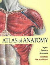 Atlas of Anatomy: Organs, Systems, Structures Book The Cheap Fast Free Post