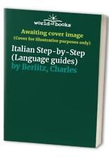 Italian Step-by-Step (Language guides) by Berlitz, Charles Paperback Book The