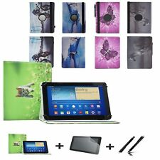 "3In 1 Set Premium 10.1"" Funda Tablet / 360 para Acer Iconia One 10 B3-a30-k"
