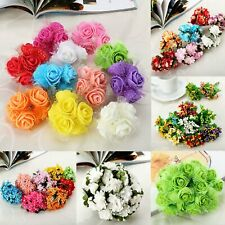 Artificial Flowers Wedding Party Event Home Floral Decor Colorful Beautiful