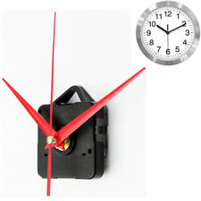 Quartz Wall Clock Movement Mechanism Long/Short Spindle With Hands and Fixings
