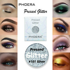 36 Color PHOERA Magnetic Pan Eyeshadow Collection Shimmer Glitter Eye Shadow