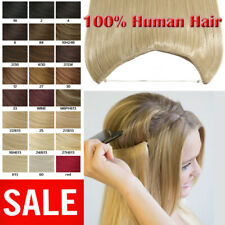 Secret Headband Wire In 100% Human Remy Hair Extensions Brown Black Blonde P242