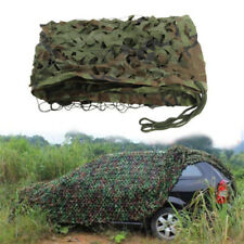 Leaves Net Car Camo Army Netting Photography Hide Portable Shade Cover Woodland