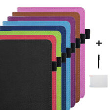 Magnetic Smart Leather Cover Case For KOBO Arua Edition 2 eReader+Free Fift