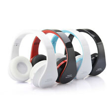 Foldable Wireless Bluetooth Stereo Headset Bluetooth Wireless Headphones Mic