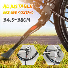 Adjustable Bicycle Bike Kick Stand Side Prop Foot Parking Support Alloy 13.6-15""