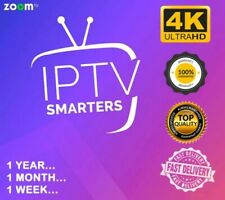 1 year subscription iptv Android full HD smart TV all device (no adult)