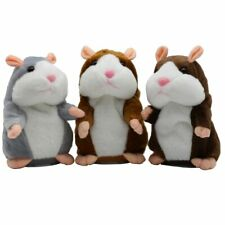 Talking Hamster Mouse Pet Toy Cute Talking Sound Record hamster Educational Toy
