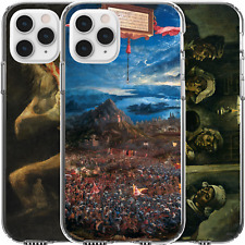 Silicone Cover Case Masterpiece Painting Renaissance Impressionism Great Artist