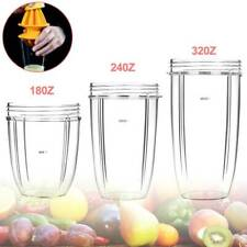 UK 18/24/32oz Spare Large Cups Replacement Cup Mug for 900W Nutribullet Juicer