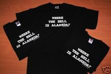 WHERE THE HELL IS ALAMEDA T-Shirt! Bay Area, CA, Womens