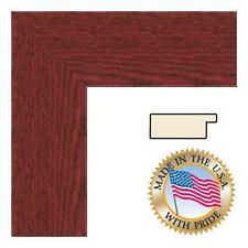 """2"""" Mahogany Picture Frame"""