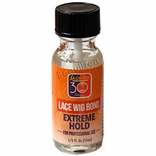 SALON PRO 30 Sec Lace Wig Bond Glue 0.5 fl. oz