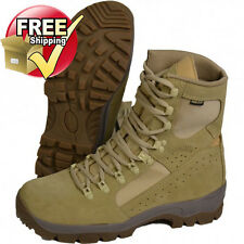 Meindl Desert Fox Boots, Brand New Genuine