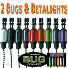 Gardner Tackle Bug Bite Indicators & Betalights (Set of 2) - Carp Coarse Fishing