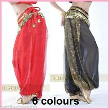 Belly Dance Harem Pants Bollywood Dancing Costume P6