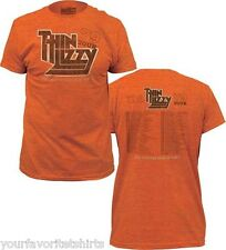 Thin Lizzy 79 Tour Licensed Adult Shirt S-2XL