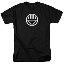 Green Lantern Corps Black Lantern Symbol DC Comics Licensed Adult Shirt S-3XL