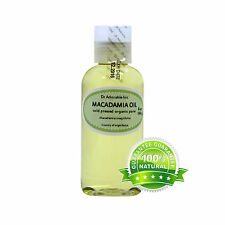 PURE MACADAMIA NUT OIL ORGANIC COLD PRESSED  *FREE SHIPPING!!!*