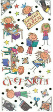 Me and My Big Ideas scrapbooking stickers kids drawings, cartoons, borders, usa