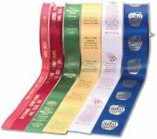 PERSONALISED CUSTOME PRINTED RIBBON TEXT OR LOGOS TO YOUR DESIGN BULK TRADE (1)