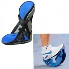 Deluxe Plantar Fasciitis Night Splint & ProStretch Rehab Rocker Package Deal