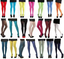 50 Denier Plus Size Tights XXL XXXL Womens Hosiery Coloured Pamela Mann Legwear