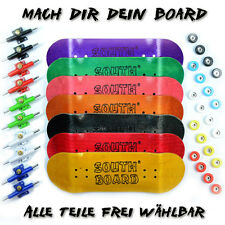 SOUTHBOARDS® Fingerboard SET Holz lackiert wooden handmade Fingerskateboard