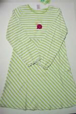 NWT Girls 8 or 9 Gymboree GROWN WITH LOVE long sleeve green stripe knit dress