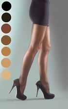 New Silky Super Shine Ladies Tights S M L XL Legwear Womens Hosiery