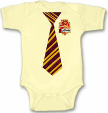 Gryffindor Harry Potter TIE Baby Bodysuit Cute New Gift Choose Size & Color