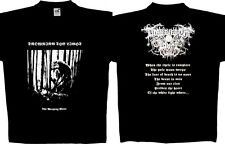 Drowning The Light-The Weaping Moon T-shirt, (S,M,L,XL,XXL available)