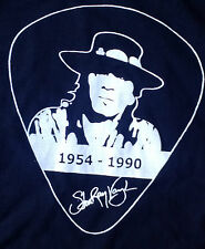 STEVIE RAY VAUGHAN T SHIRT GUITAR PIC VINTAGE STYLE CLASSIC BLUES RARE S-5XL