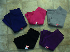 Baby Girls Garanimals Fleece Pants Black Grey Pink Blue Purple Bottom