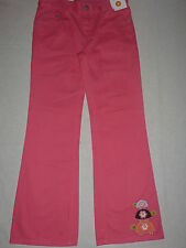 Gymboree GROWING FLOWERS Pink Turtle Cuff Pants NWT 9