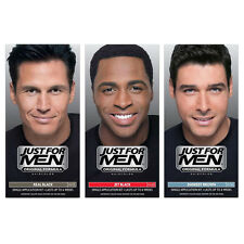 """(Pack Of 3) Just For Men Shampoo-in Hair Color """"Lasts Up to 6 Weeks"""""""
