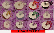 "1.5"" X 75ft Satin Edge Organza Ribbon Wedding Craft Shower Gift (1-1/2"" x 25yd)"