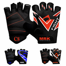 Boom Pro Pure Cow Leather Gym Gloves,Weight Lifting Gloves,Fitness and Excercise