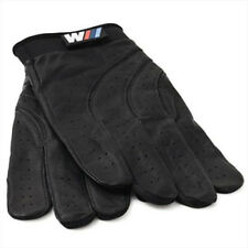 BMW ///M Black Leather Driving Gloves New OEM S-XL 1M M3 M5 X5M M6