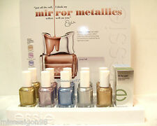 ESSIE MIRROR METALLICS VARIETY COLORS FULL SIZE POLISH COLLECTION