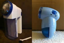Fabric Clothes Upholstery Shaver Remove Lint Bobbles Small Large Battery Laundry