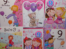 birthday cards  for  9 years old,boy,girl,gift,cute,