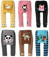 FREE SHIP 1pc Fashion Baby Cute Toddlers Animal Leggings Tight Pants 12 Styles