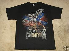 Pantera Kickin Up Dust S, M, L, XL, 2XL Black T-Shirt