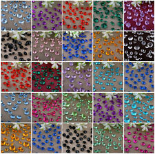 5500 Crystal Diamond Acrylic Confetti Wedding Table Decorations Celebrations