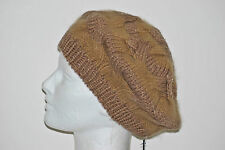 New With Tags Parkhurst Pinwheel Beret Angora Blend 1 size available in 3 colors