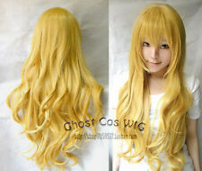 ☆ New Fashion Long Wavy Cosplay Party Wig Multi-Color 70CM